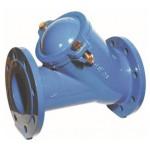 Клапан чугунный обратный шаровой тип 012F